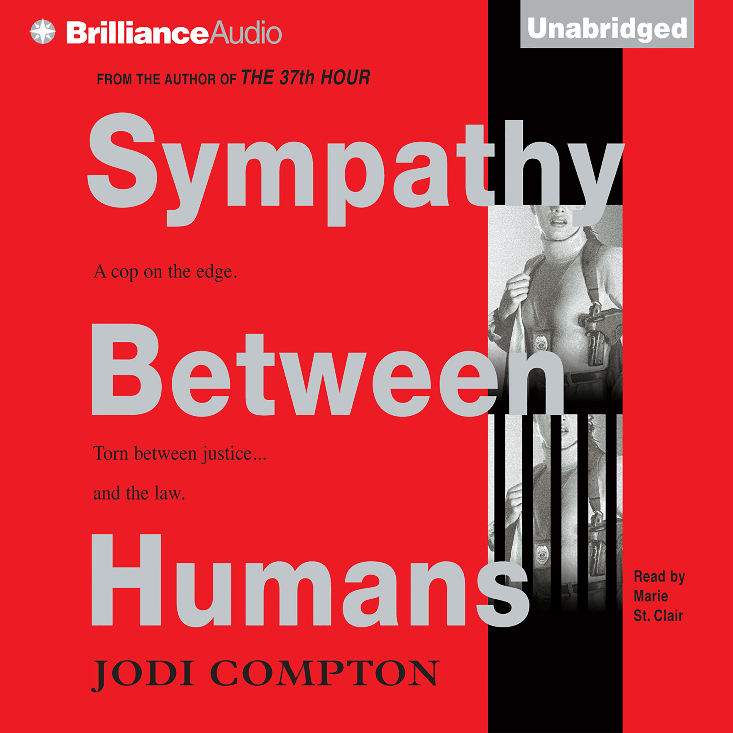 Printable Sympathy Between Humans Audiobook Cover Art