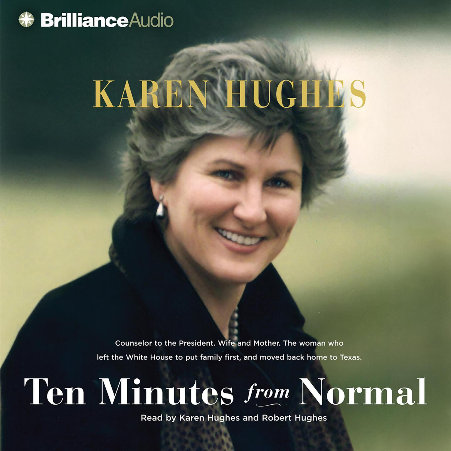 Printable Ten Minutes from Normal Audiobook Cover Art