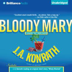 Bloody Mary Audiobook, by J. A. Konrath