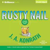 Rusty Nail, by J. A. Konrath