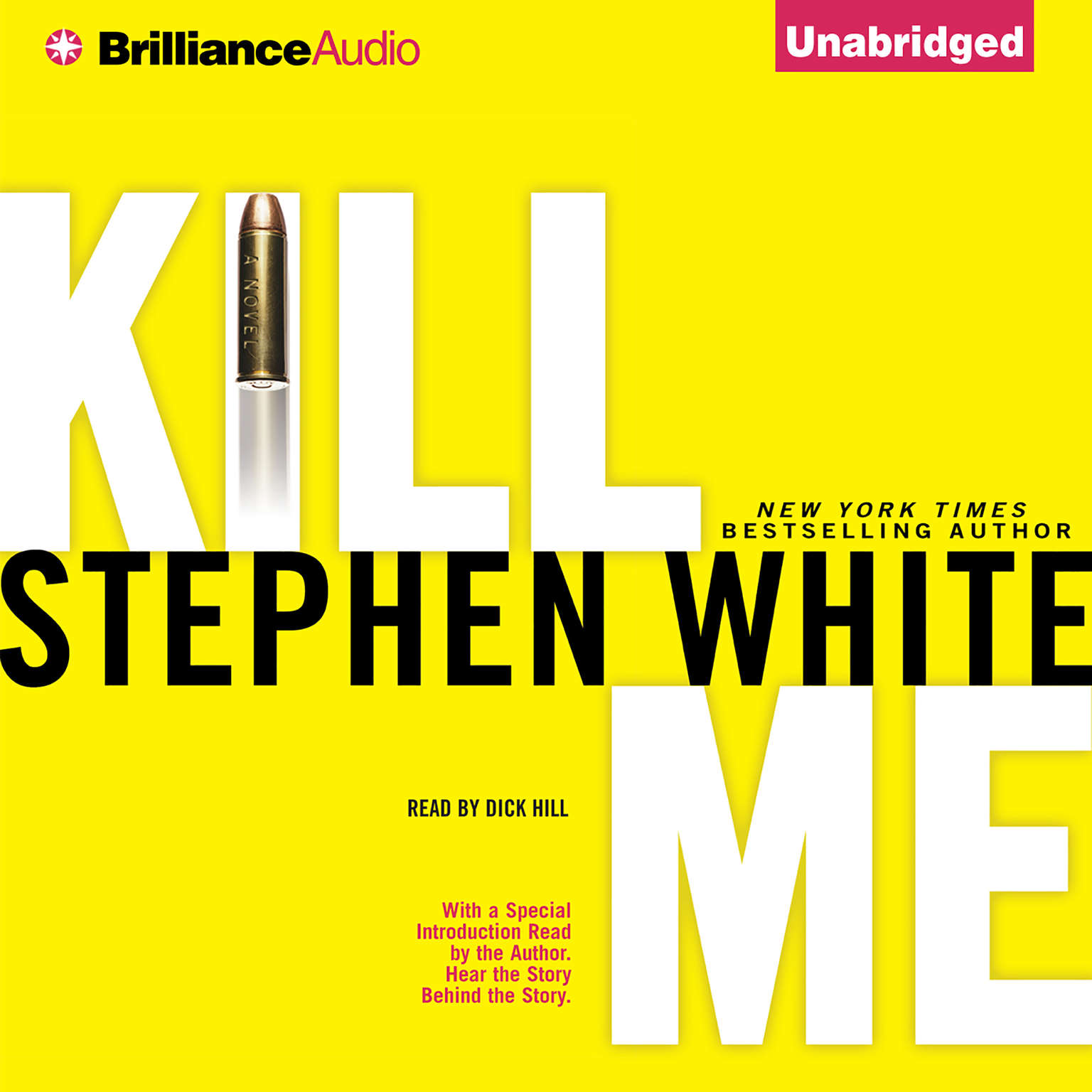 Printable Kill Me Audiobook Cover Art