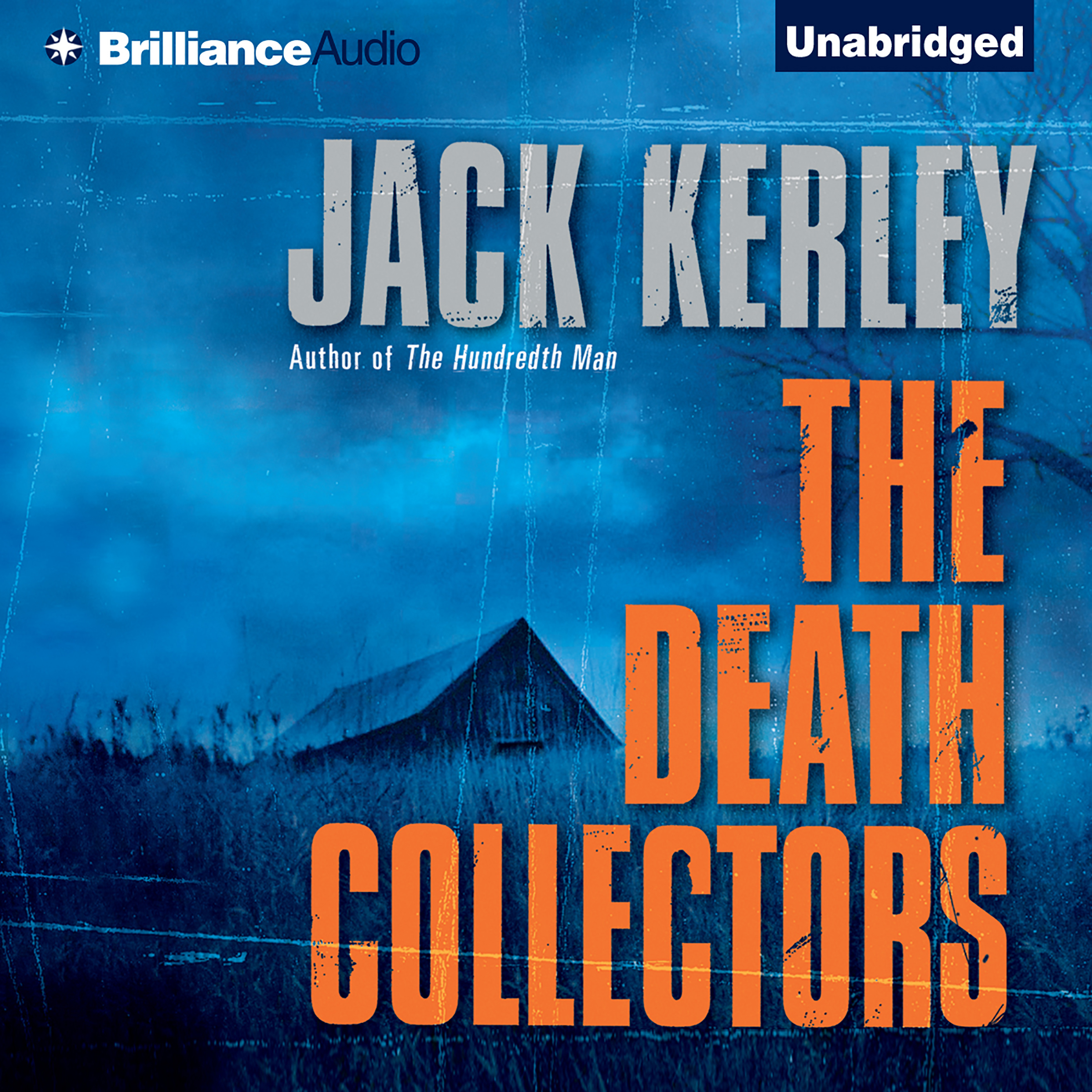 Printable The Death Collectors Audiobook Cover Art