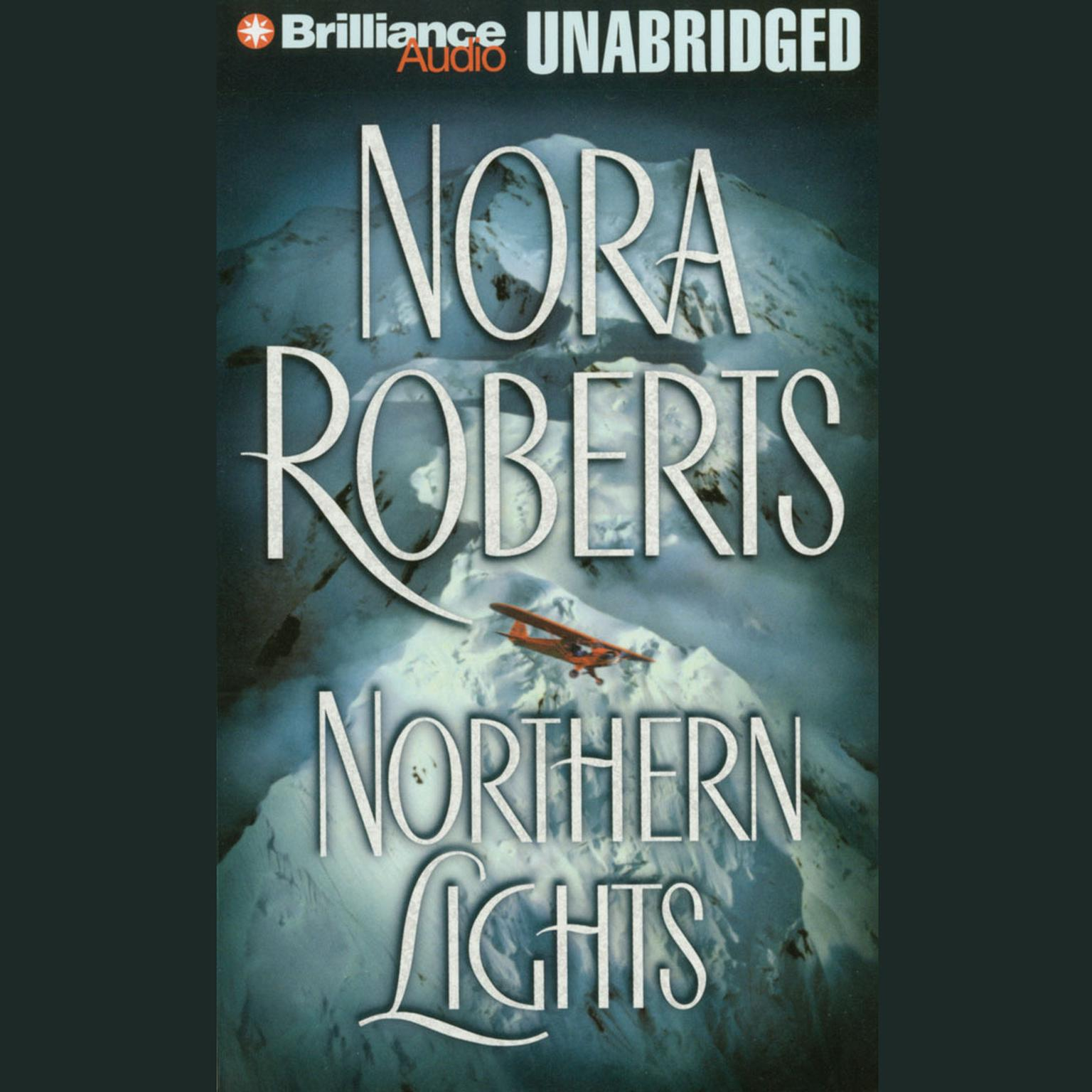 Printable Northern Lights Audiobook Cover Art