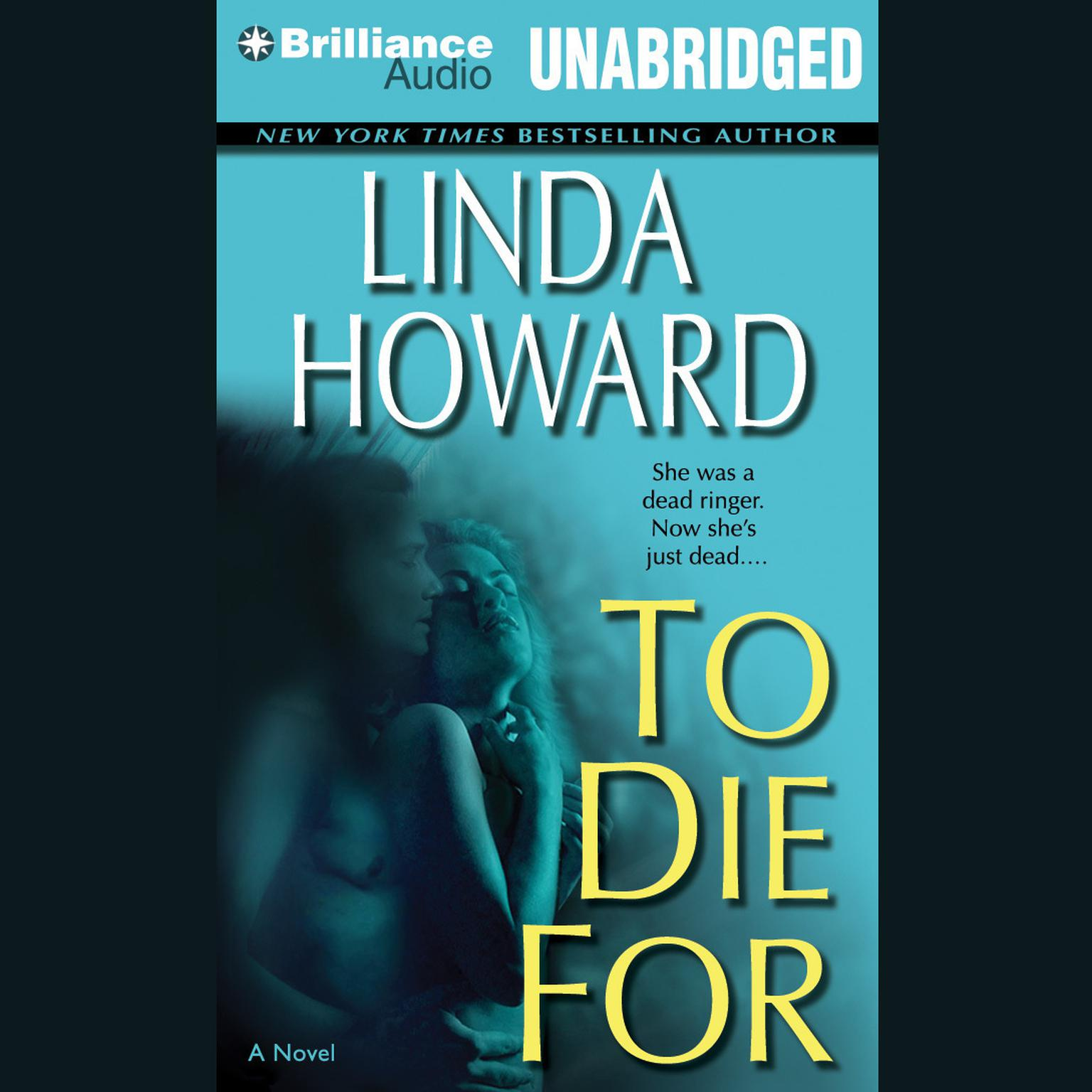 Printable To Die For Audiobook Cover Art
