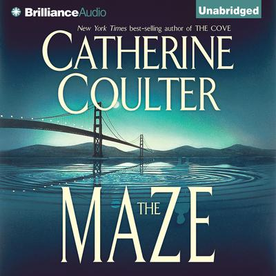 The Maze Audiobook, by Catherine Coulter