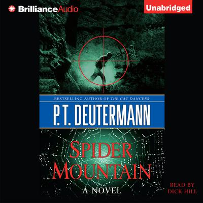 Spider Mountain Audiobook, by P. T. Deutermann