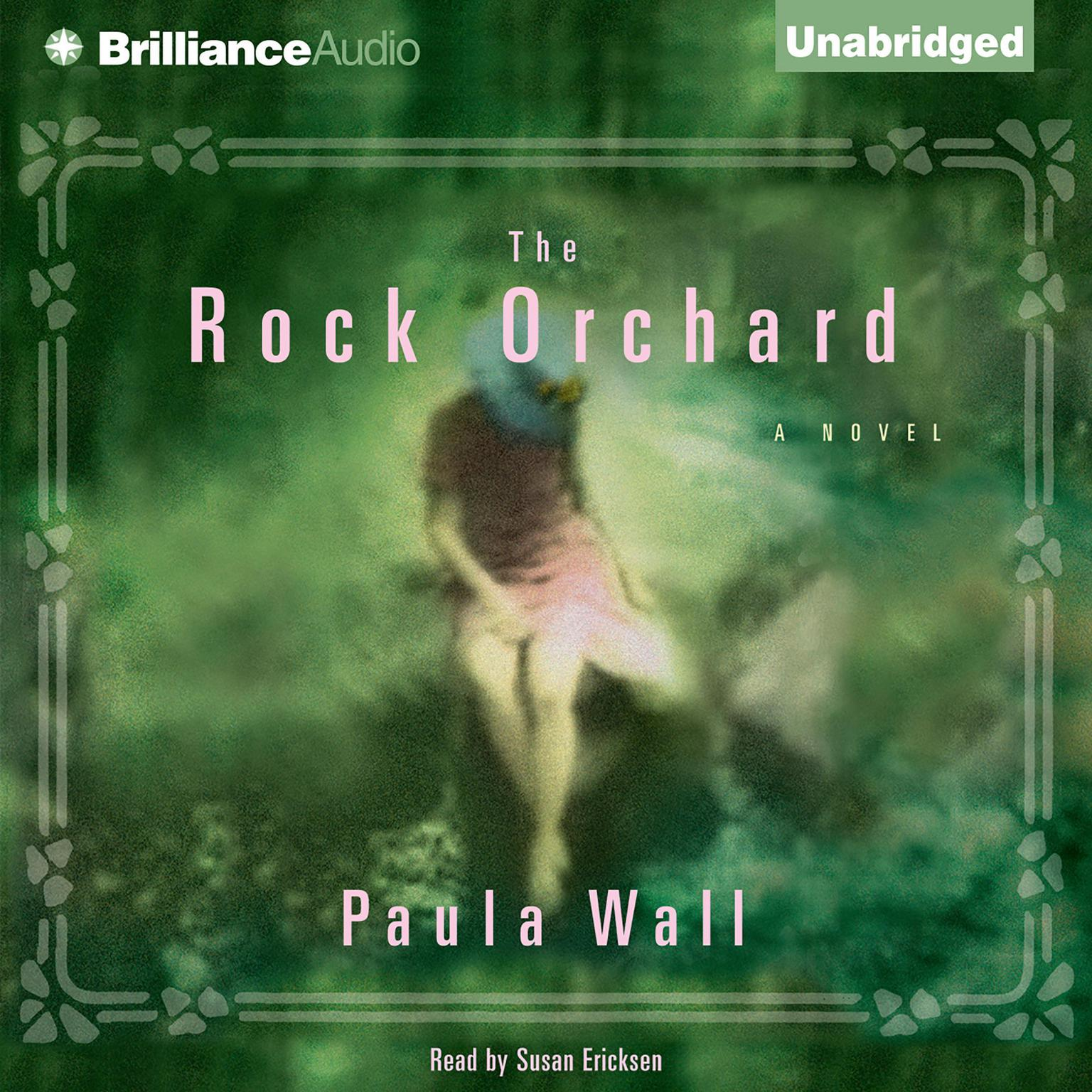 Printable The Rock Orchard Audiobook Cover Art