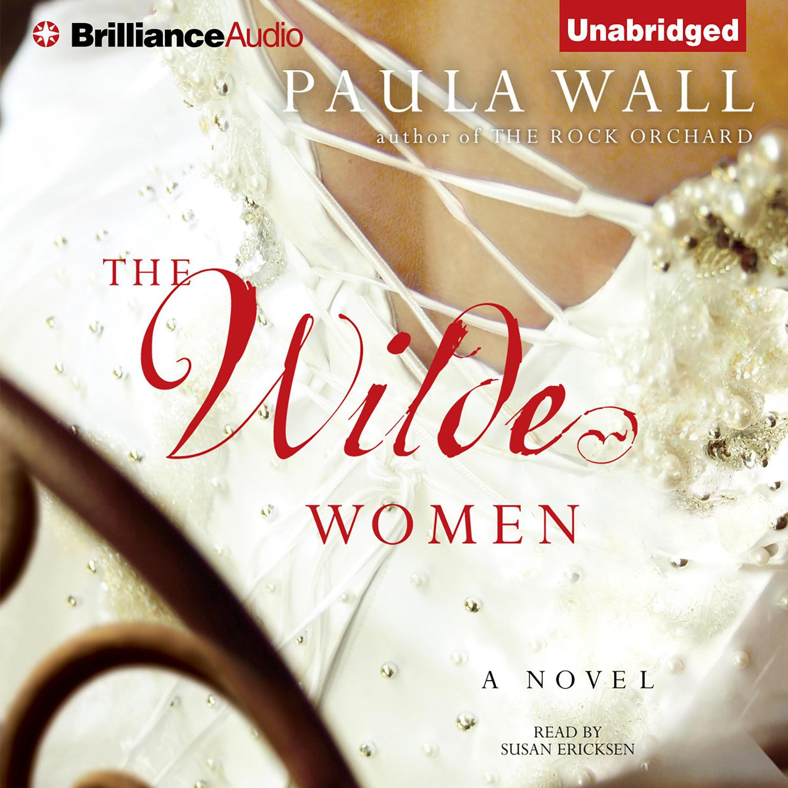 Printable The Wilde Women Audiobook Cover Art