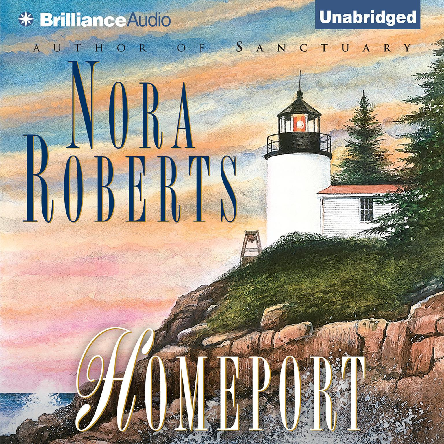 Printable Homeport Audiobook Cover Art
