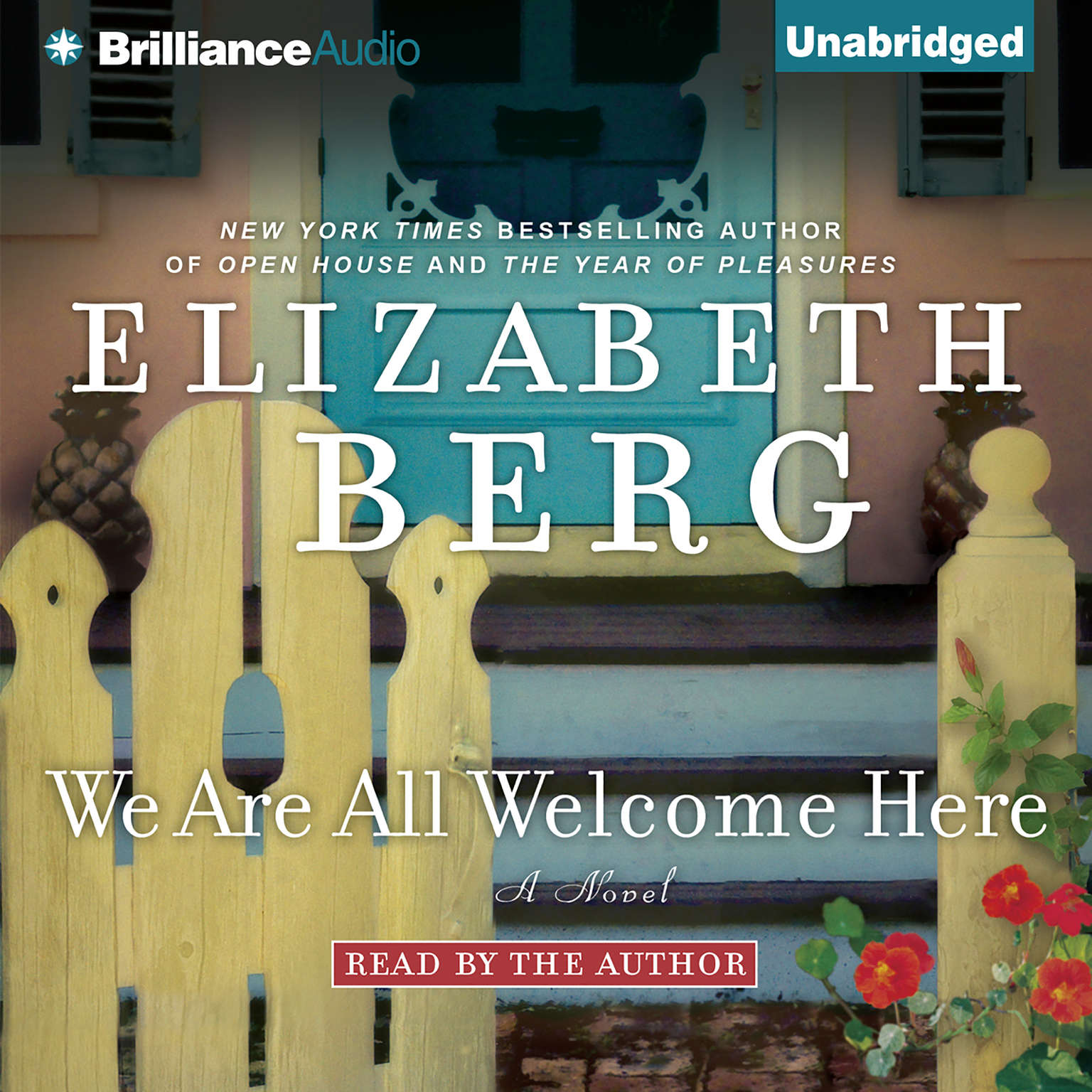 Printable We Are All Welcome Here Audiobook Cover Art