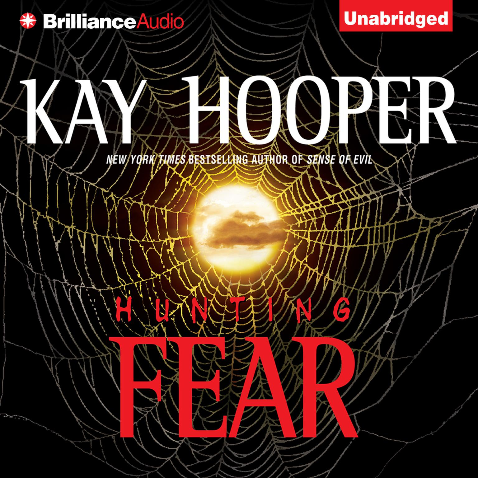 Printable Hunting Fear Audiobook Cover Art