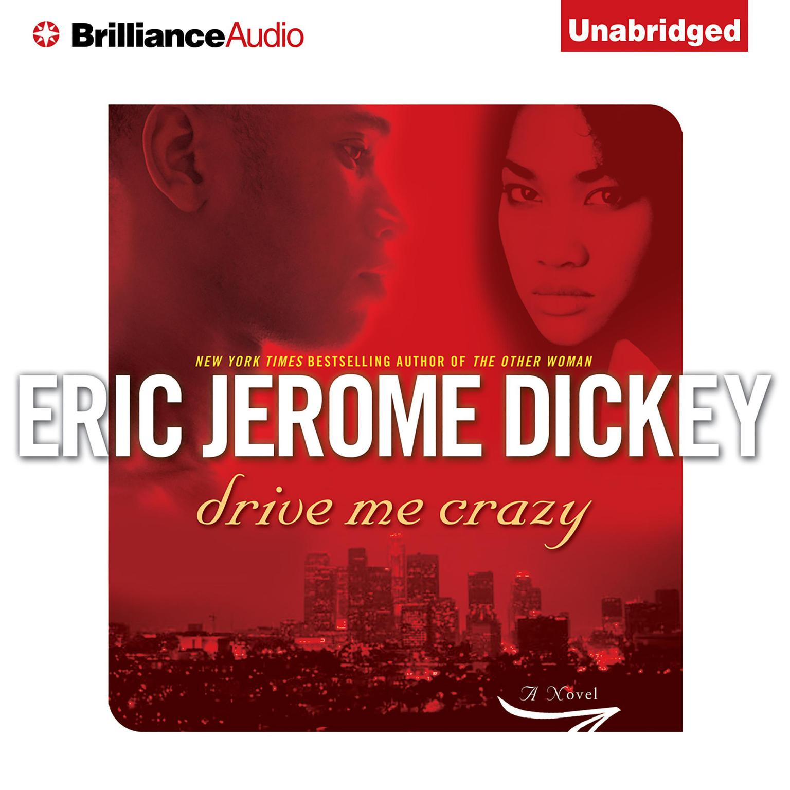 Printable Drive Me Crazy Audiobook Cover Art