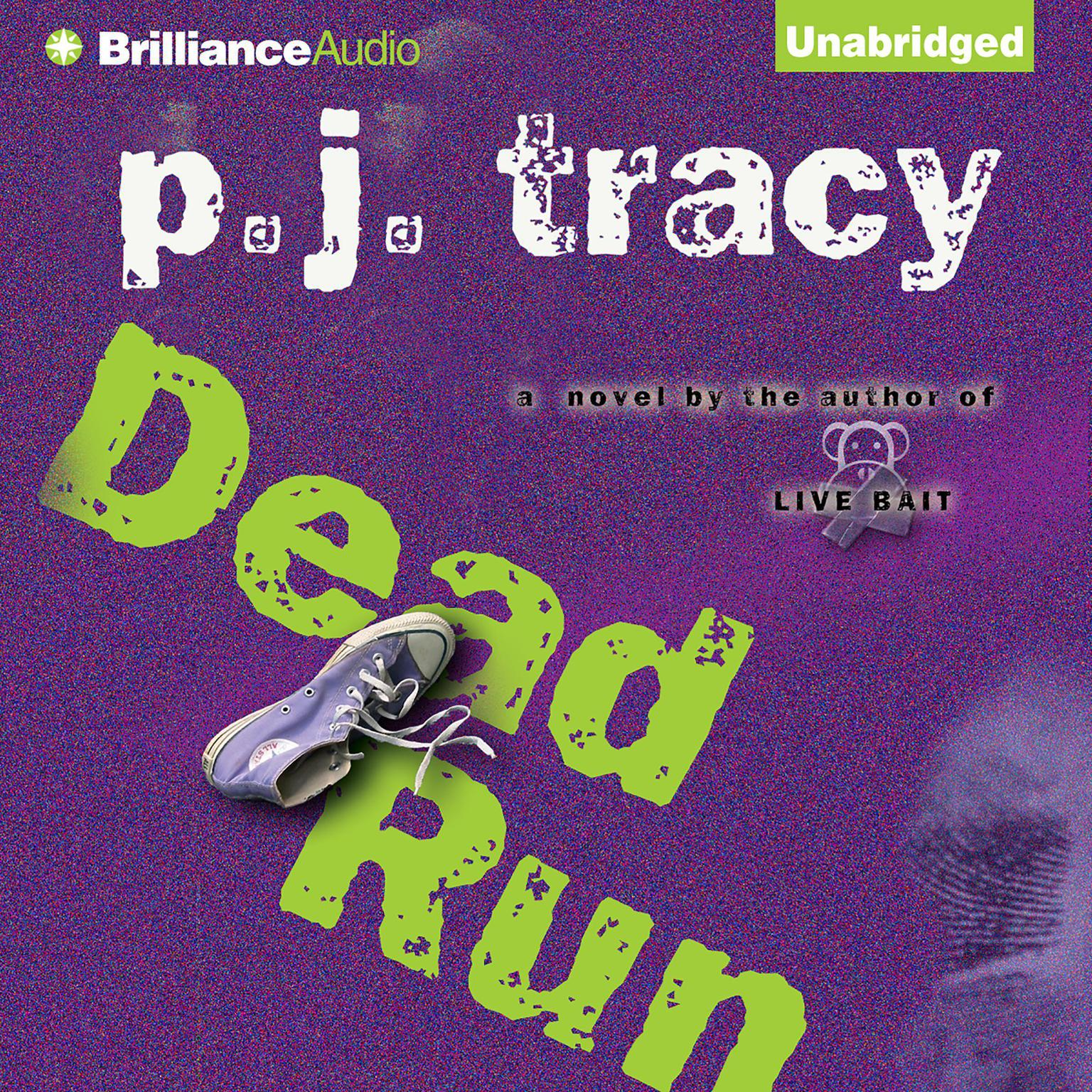 Printable Dead Run Audiobook Cover Art