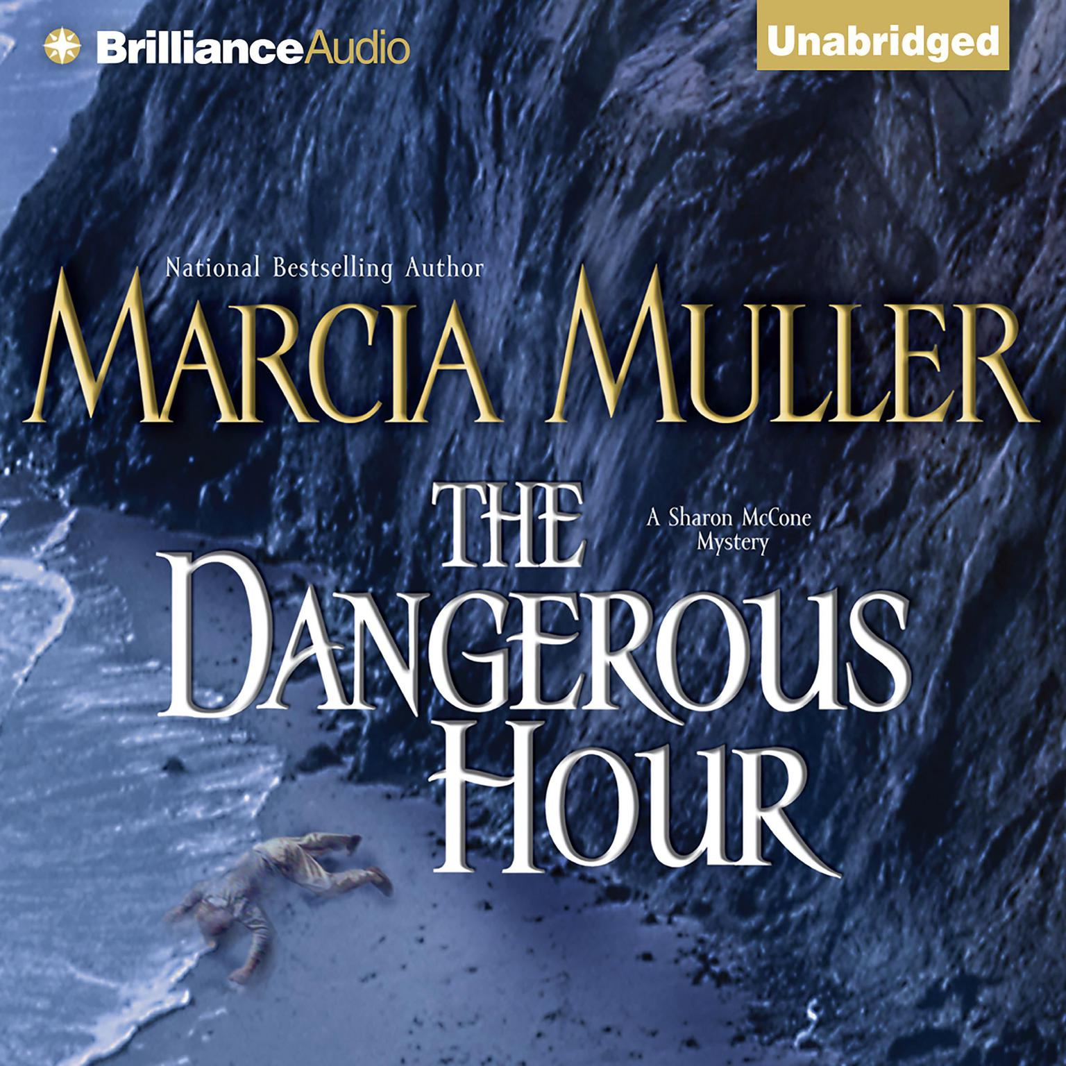 Printable The Dangerous Hour Audiobook Cover Art