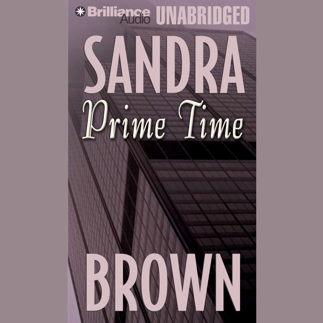 Printable Prime Time Audiobook Cover Art