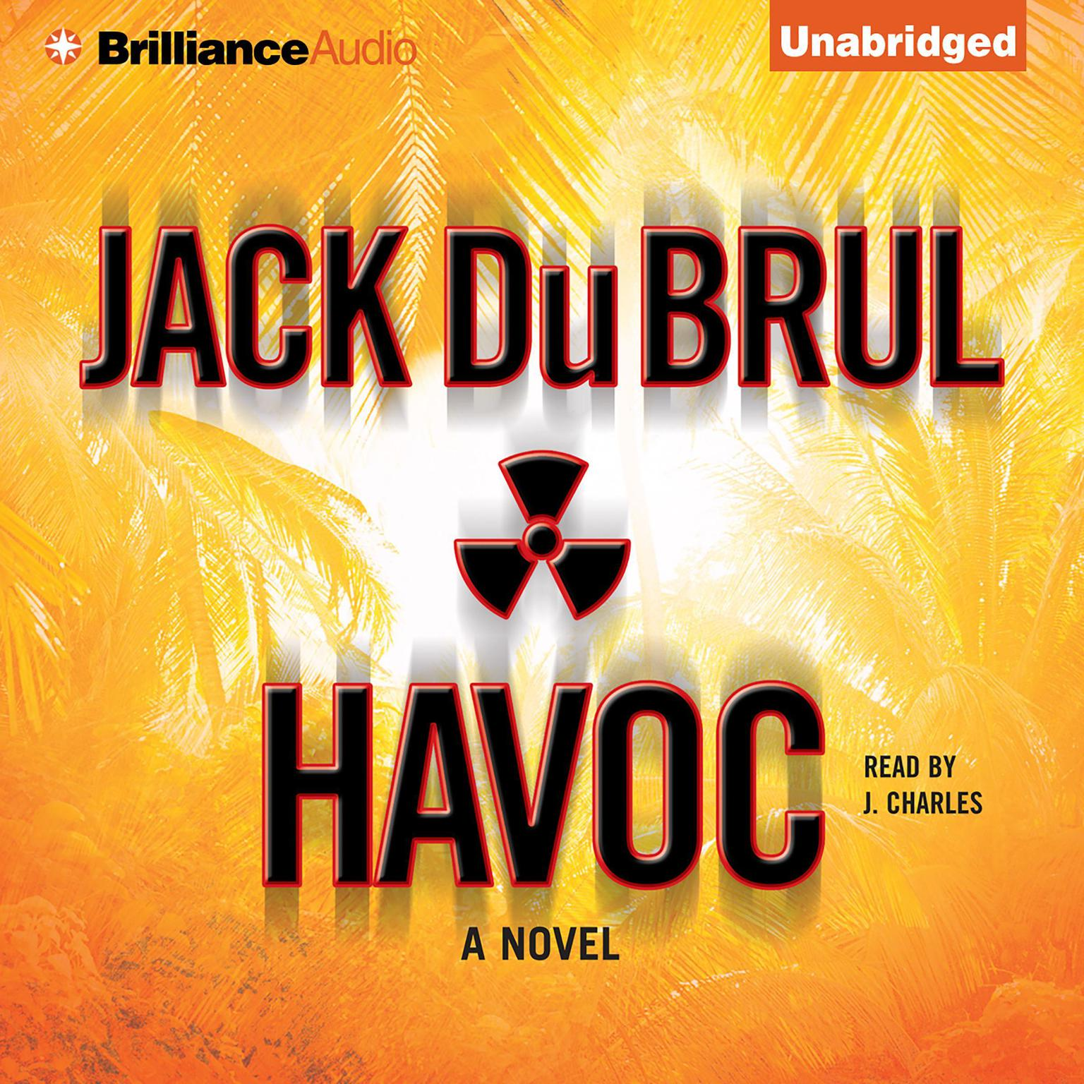 Printable Havoc Audiobook Cover Art