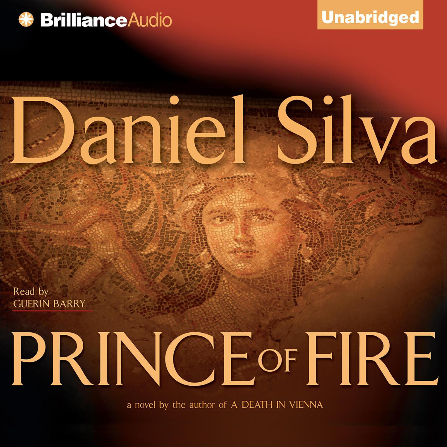 Printable Prince of Fire Audiobook Cover Art