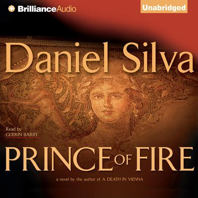 Prince of Fire Audiobook, by Daniel Silva