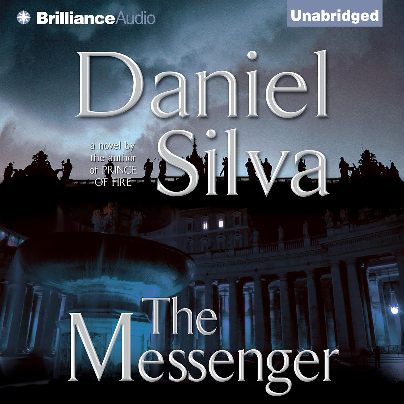 Printable The Messenger Audiobook Cover Art