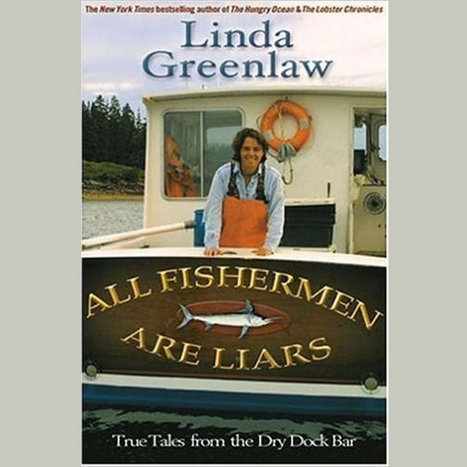 Printable All Fishermen Are Liars: True Tales from the Dry Dock Bar Audiobook Cover Art