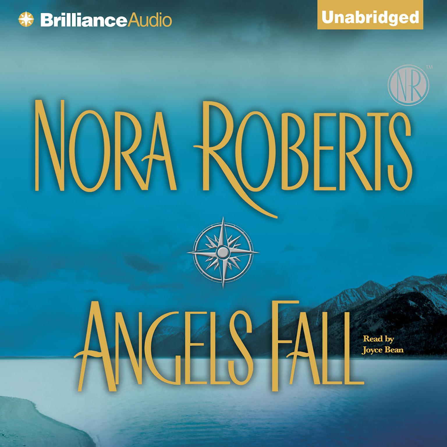 Printable Angels Fall Audiobook Cover Art