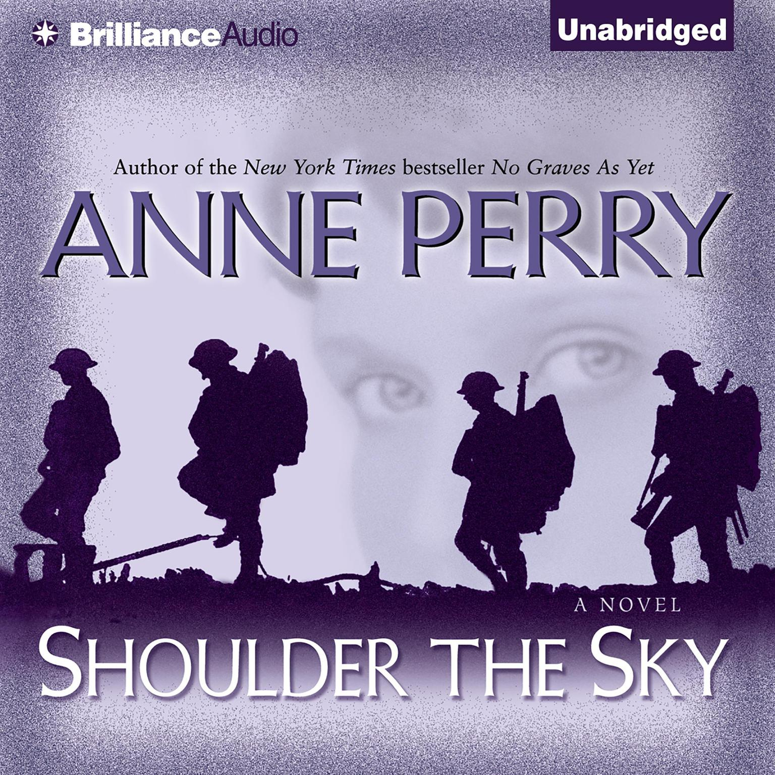 Printable Shoulder the Sky Audiobook Cover Art