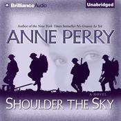 Shoulder the Sky Audiobook, by Anne Perry