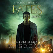 Fates Audiobook, by C. Gockel