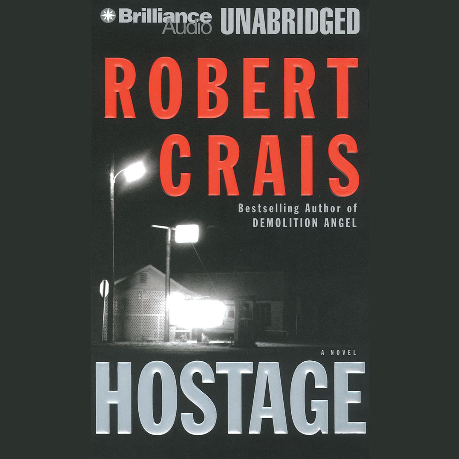 Printable Hostage: A Novel Audiobook Cover Art
