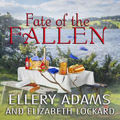 Fate of the Fallen Audiobook, by Ellery Adams, Elizabeth Lockard