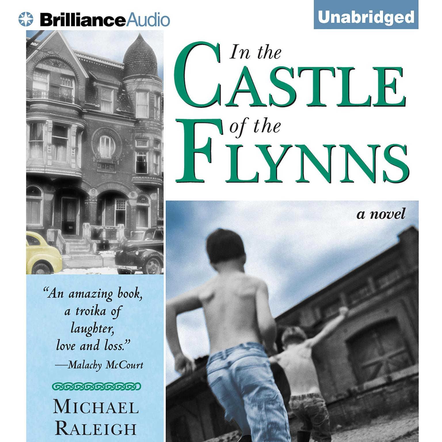 Printable In the Castle of the Flynns Audiobook Cover Art