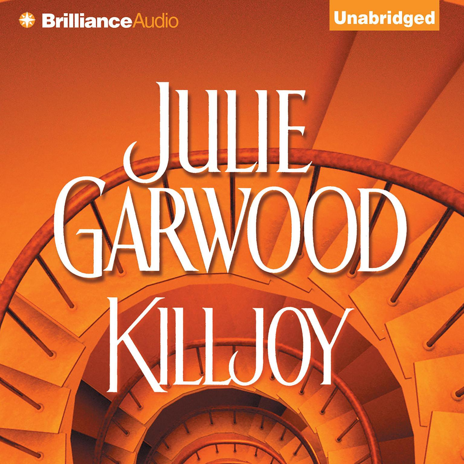 Printable Killjoy Audiobook Cover Art