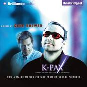 K-Pax Audiobook, by Gene Brewer