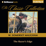 The Razors Edge Audiobook, by W. Somerset Maugham