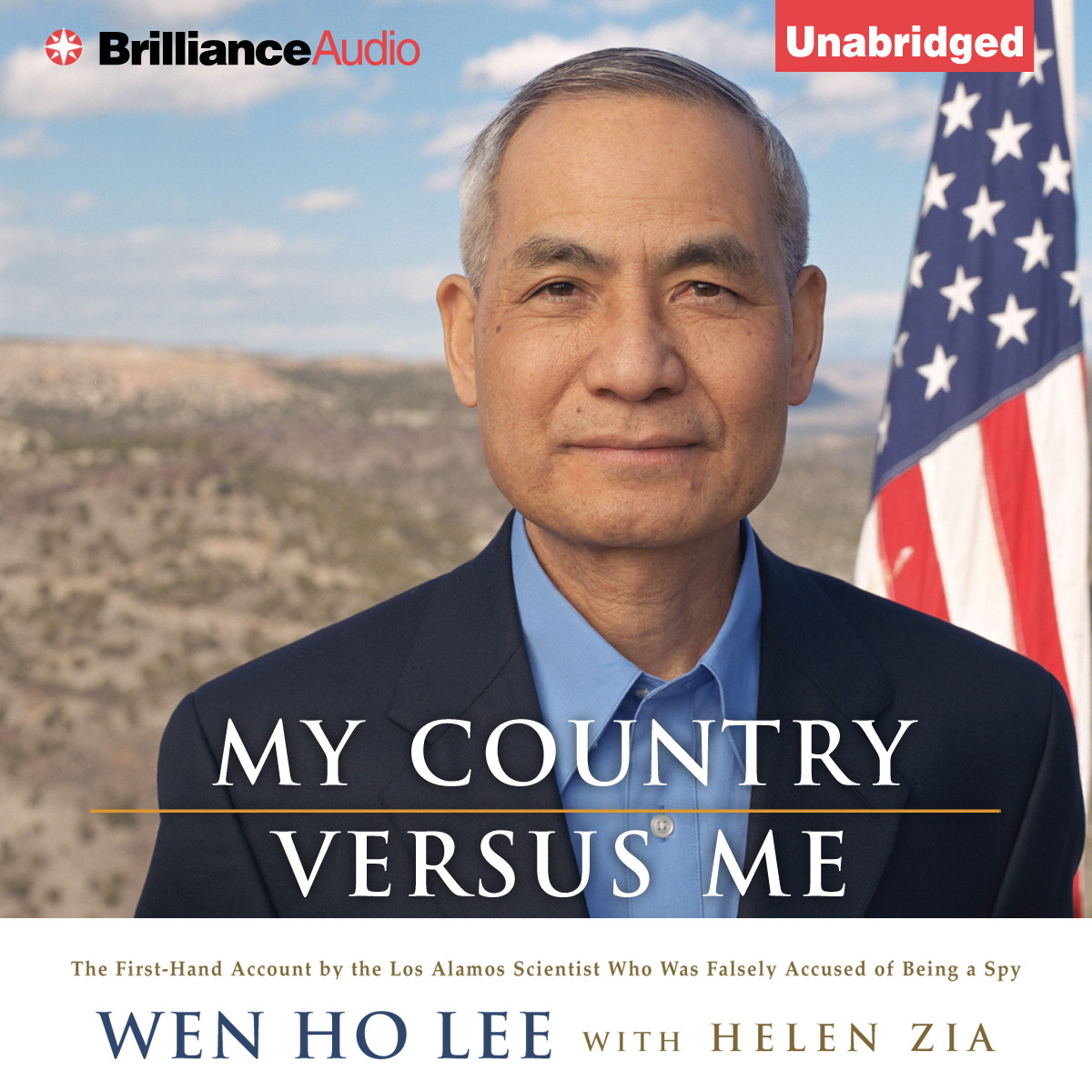 Printable My Country versus Me: The First-Hand Account by the Los Alamos Scientist Who Was Falsely Accused of Being a Spy Audiobook Cover Art