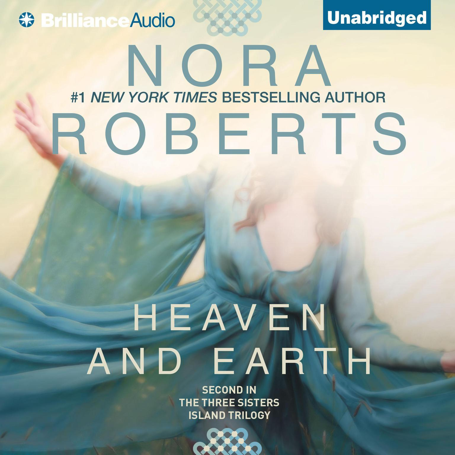 Printable Heaven and Earth Audiobook Cover Art