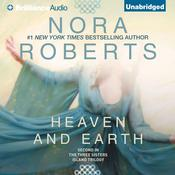 Heaven and Earth, by Nora Roberts