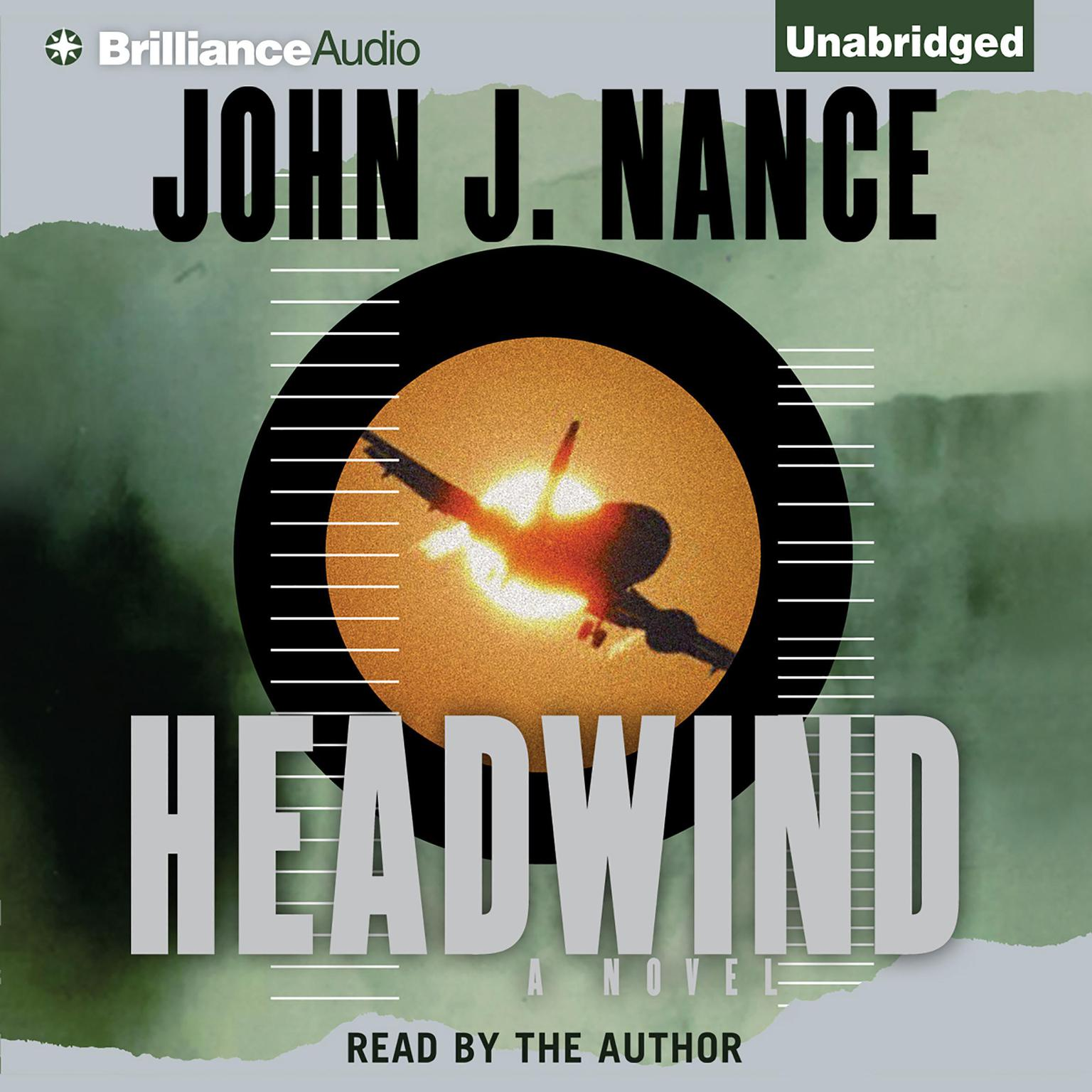 Printable Headwind Audiobook Cover Art