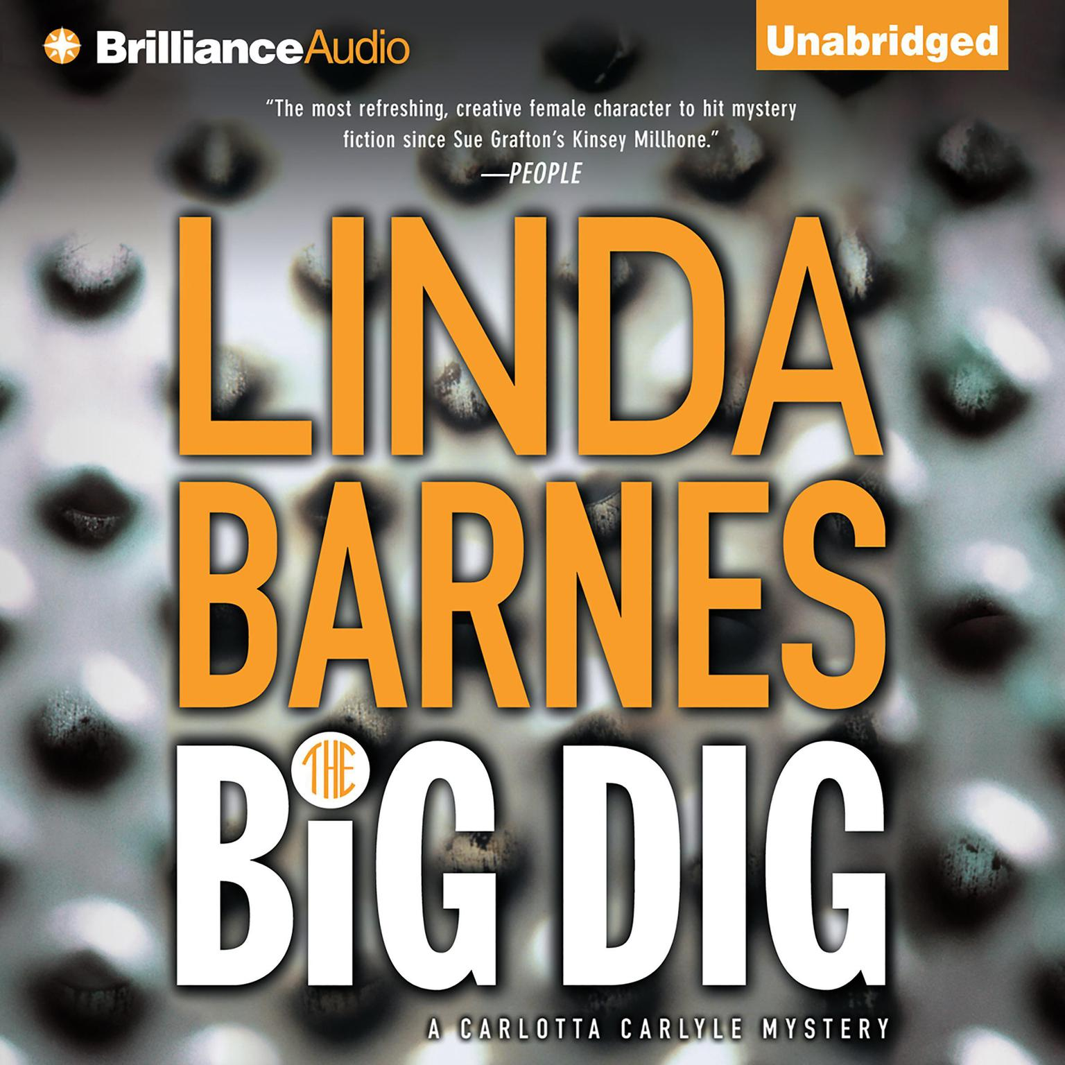 Printable The Big Dig Audiobook Cover Art