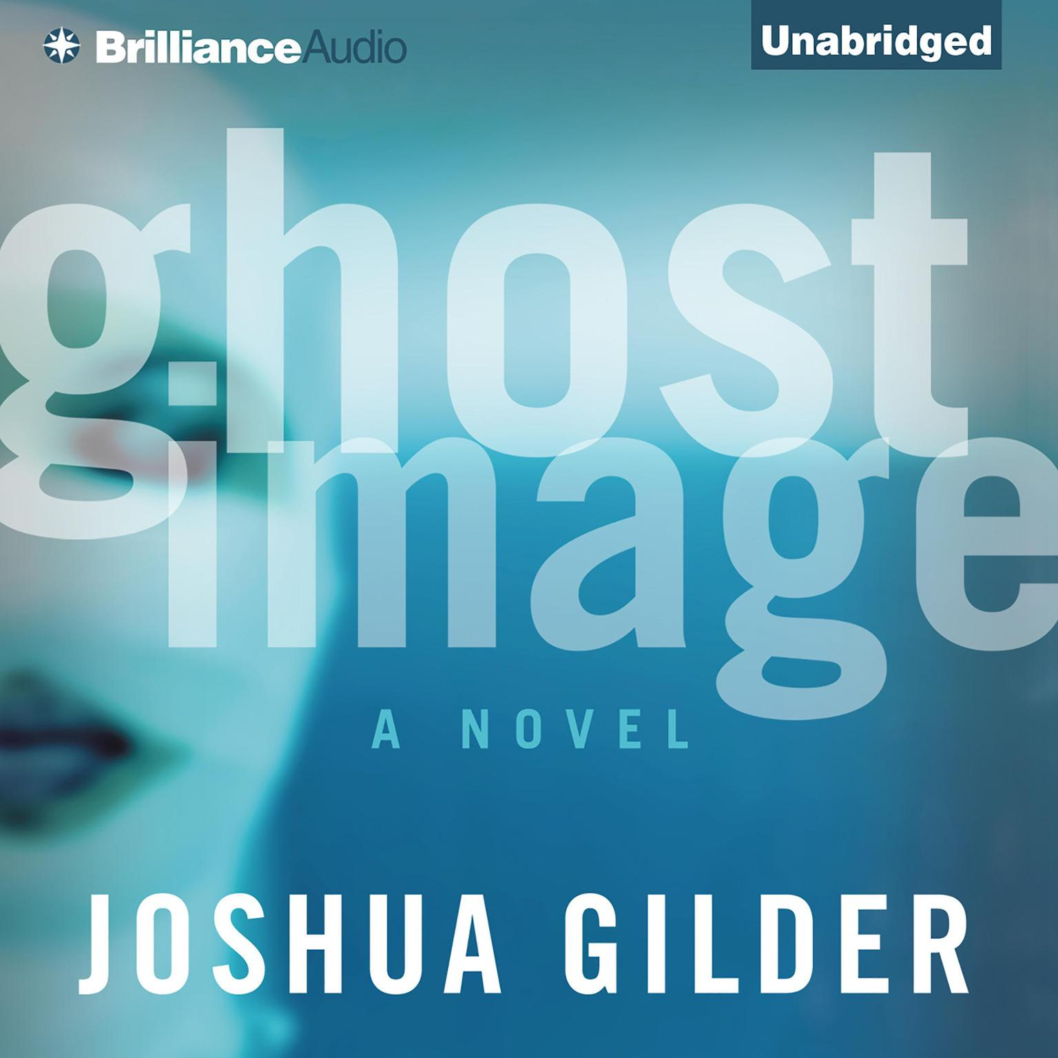 Printable Ghost Image Audiobook Cover Art