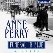 Funeral in Blue, by Anne Perry