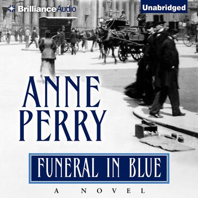 Funeral in Blue Audiobook, by Author Info Added Soon