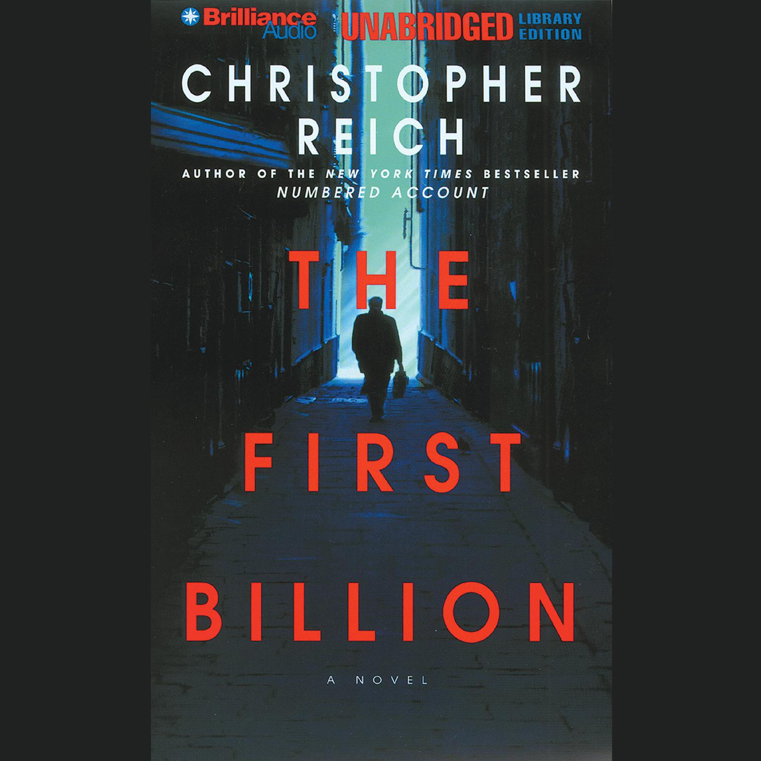 Printable The First Billion Audiobook Cover Art