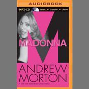 Madonna Audiobook, by Andrew Morton