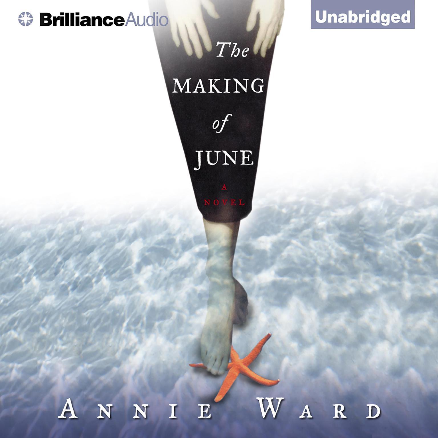 Printable The Making of June Audiobook Cover Art