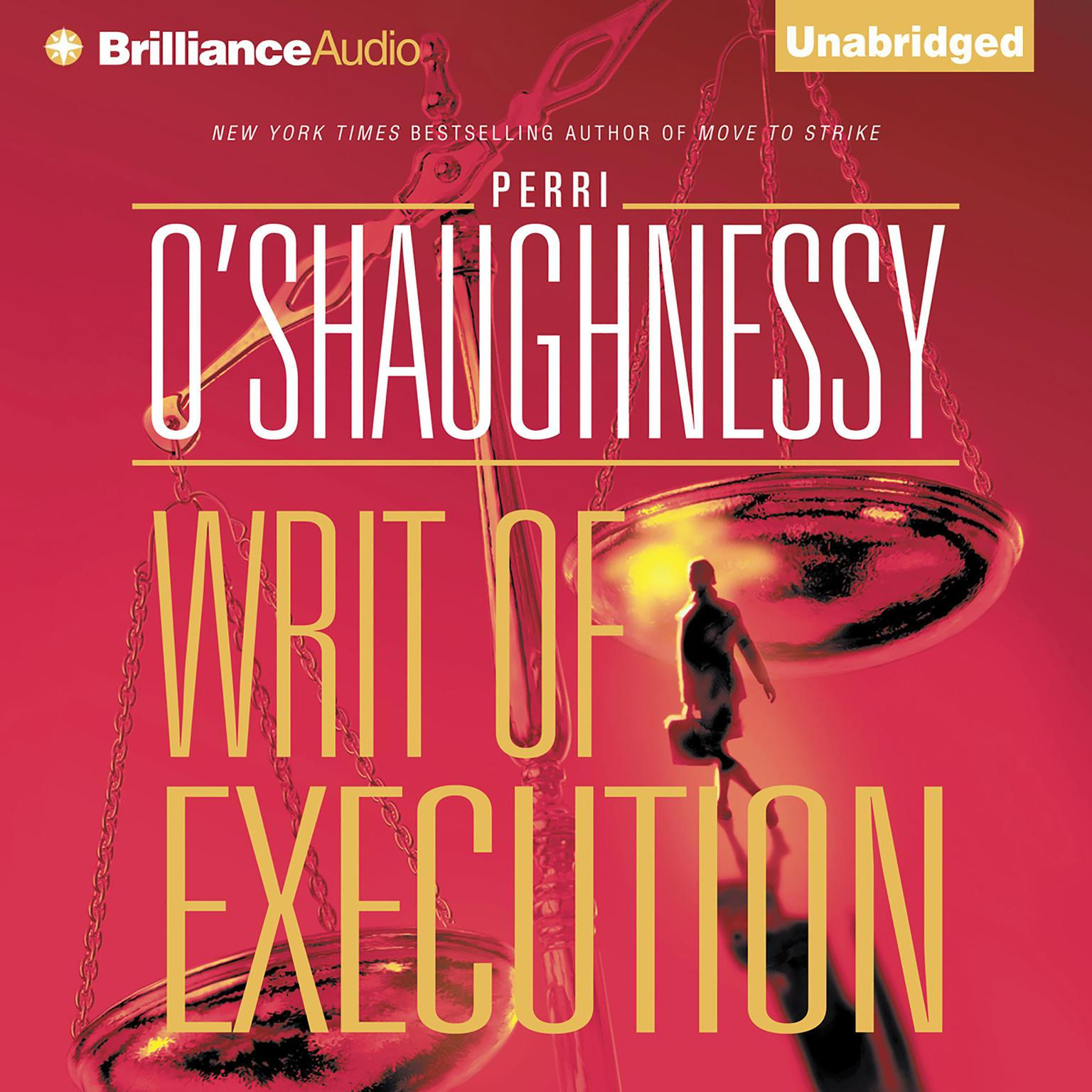 Printable Writ of Execution Audiobook Cover Art