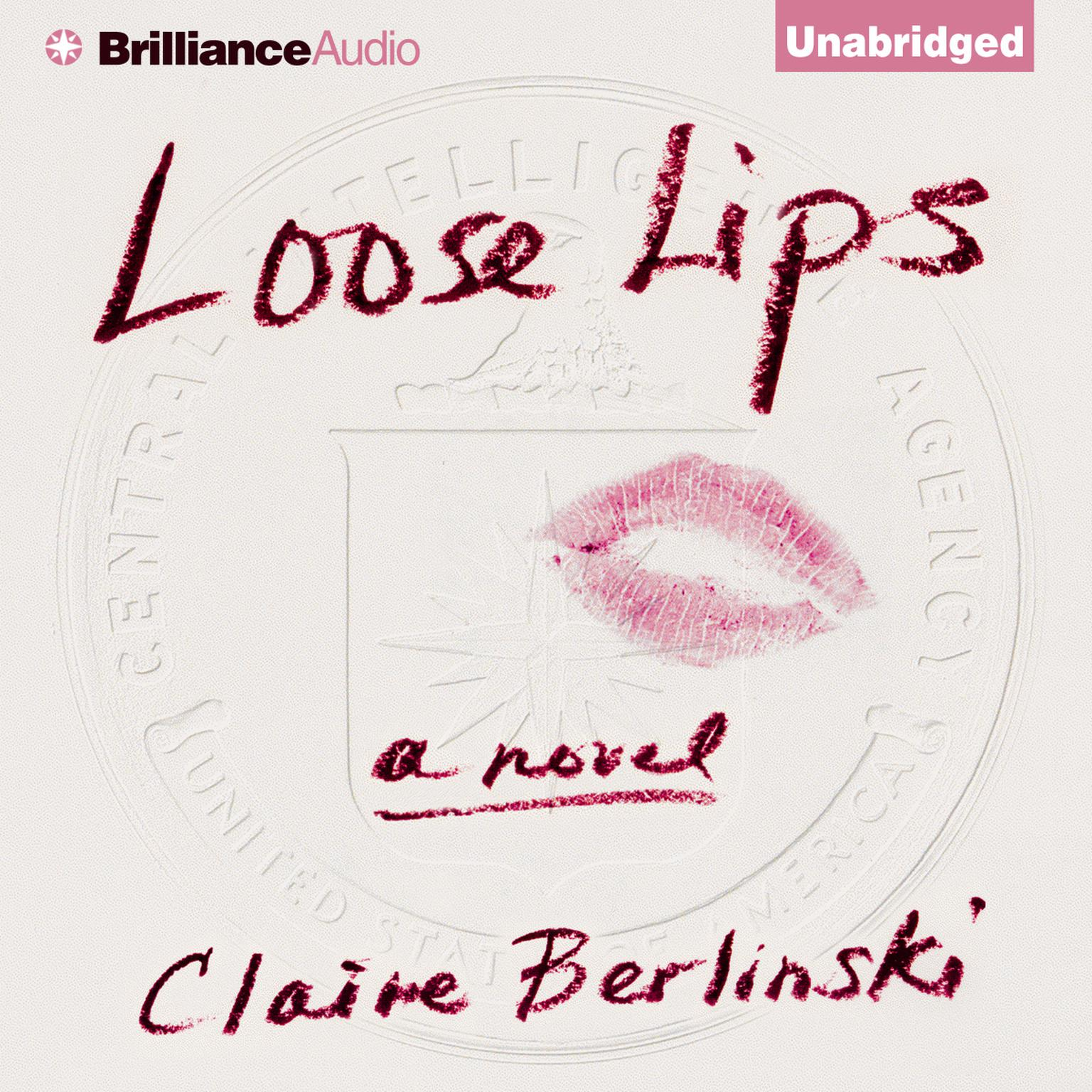 Printable Loose Lips Audiobook Cover Art