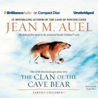 The Clan of the Cave Bear Audiobook, by Jean M. Auel