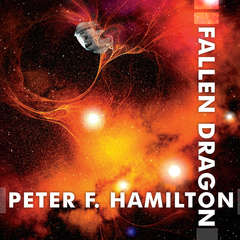 Fallen Dragon Audiobook, by Peter F. Hamilton