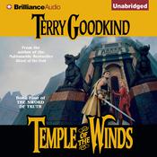 Temple of the Winds Audiobook, by Terry Goodkind